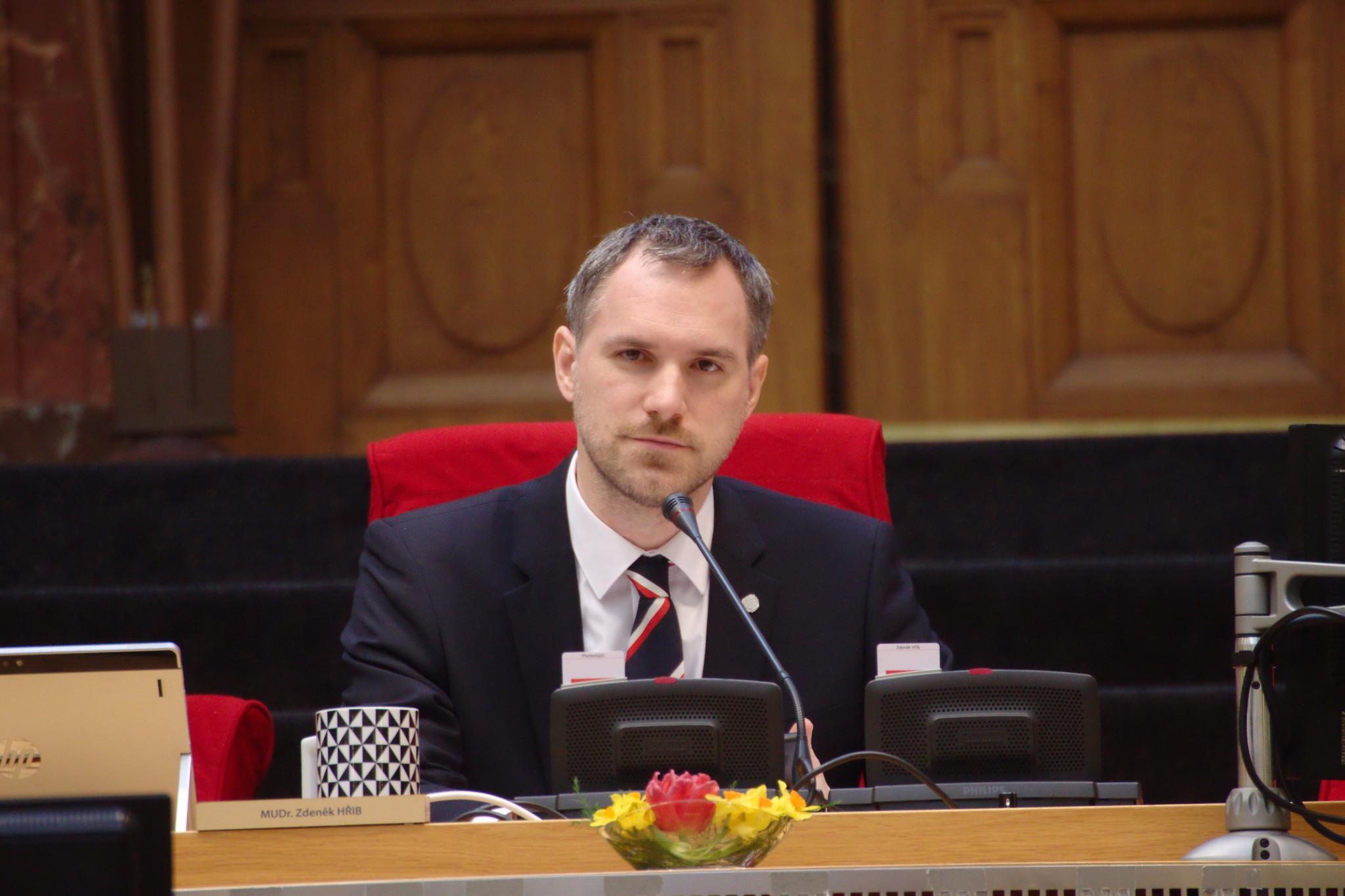 Zdeněk Hřib: Roberta vnímám jako silnou nezávislou osobnost