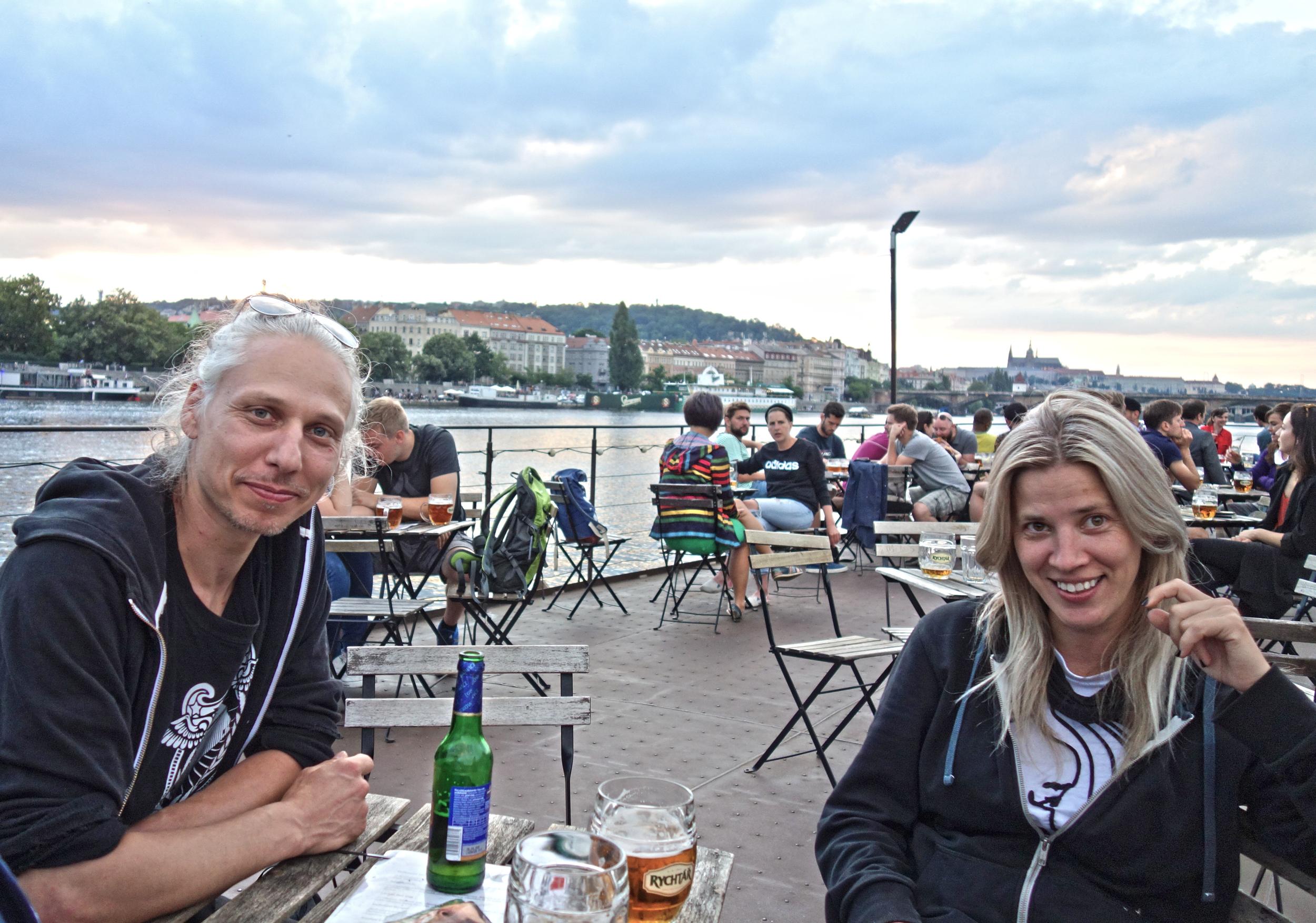 Magdalena Valdmanová: Robert Veverka je bojovník za svobodu